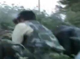 Sniper mata dois com um único disparo na Síria