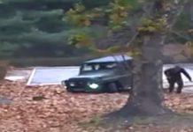 Vídeo mostra fuga de desertor norte-coreano para a Coréia do Sul