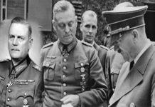 Wilhelm Keitel e Adolf Hitler