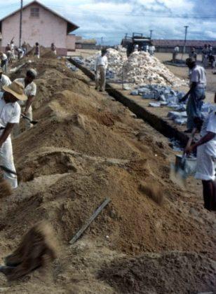 Construção de um novo dormitorio em Parnamirim Field