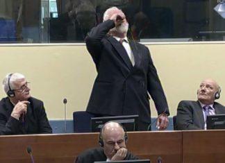 General croata se mata com veneno durante seu julgamento por crimes de guerra