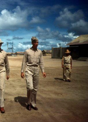 Soldados em Parnamirim Field
