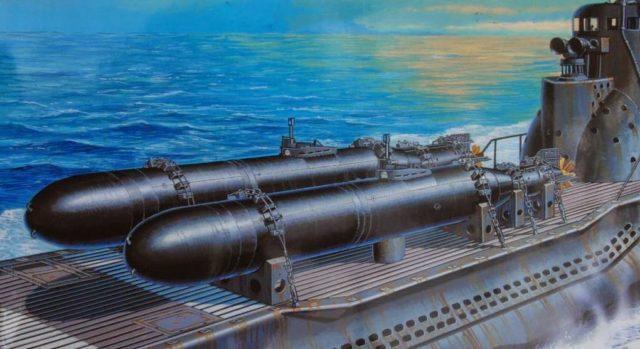 Kaiten torpedo