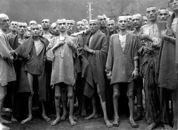 judeus presos