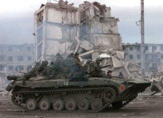 Guerra da Chechênia