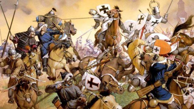 Conquistas dos Mongóis