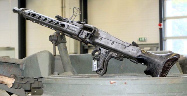RheinmetallMG3