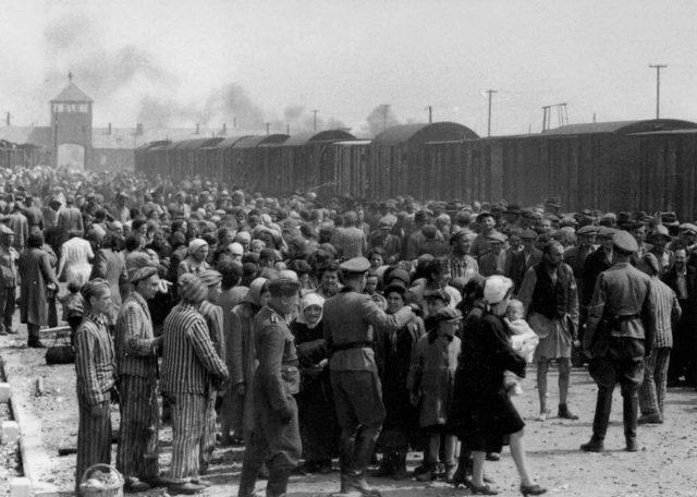 Rampa de Auschwitz