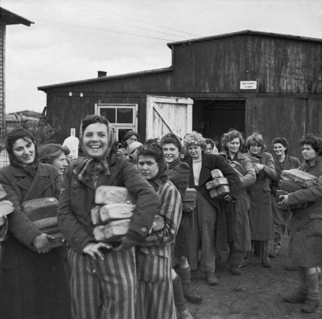campo de concentração de Bergen-Belsen