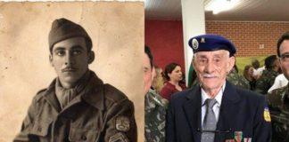 Heróis da FEB - Francisco Conceição Leal