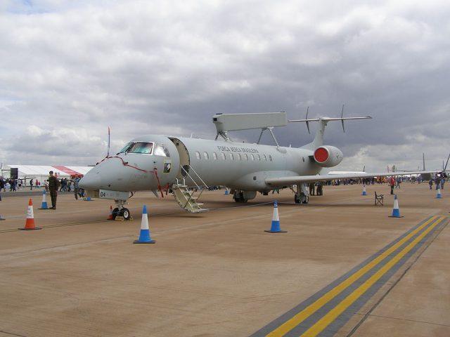 EMB-145 RSAGS
