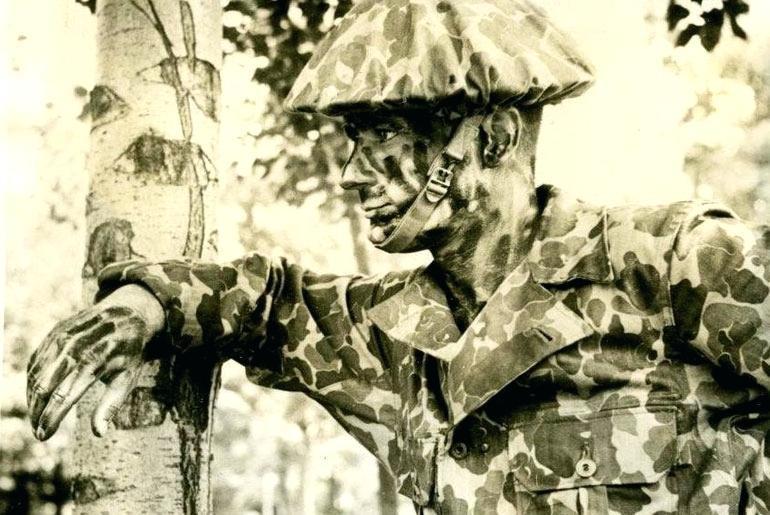 Camuflagem militar