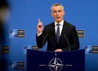 Jens Stoltenberg - Secretário-geral da OTAN