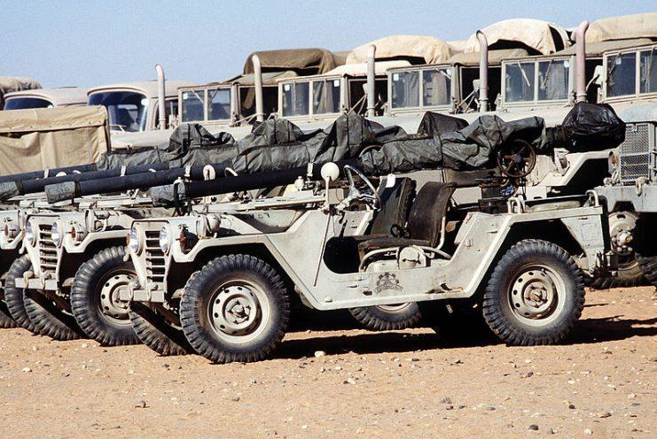 M-151A2 da Arábia Saudita