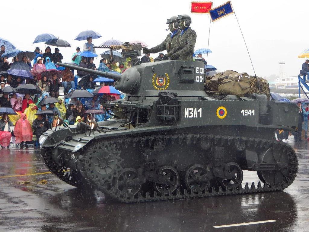 M3A1-Stuart