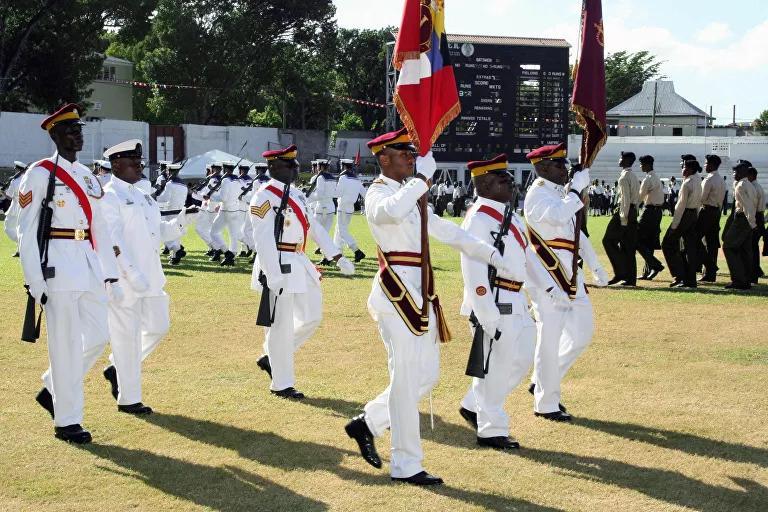 Exercito Antígua e Barbuda