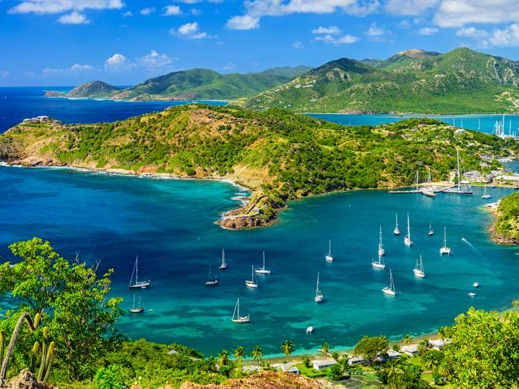 Foto da Antígua e Barbuda